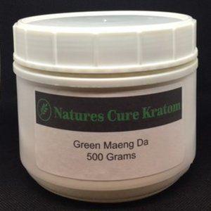 Kratom  Powder   500 Grams   Green Maeng Da